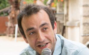 Jérôme Ferrari, parrain de Lire le Monde