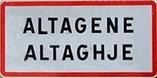 Commune d'Altaghje